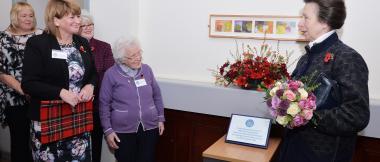 Royal visit 8 November 2016